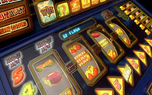Платные игровые автоматы