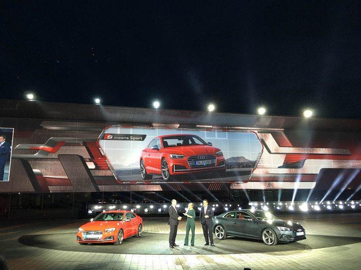 Audi A5-S5 1