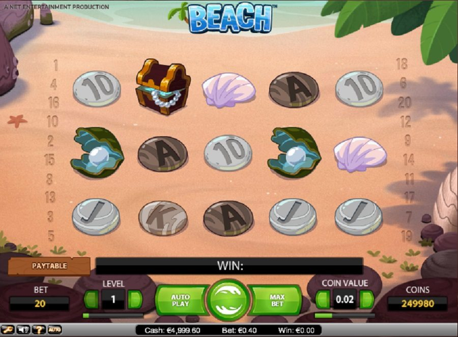 Beach-Slot-Game