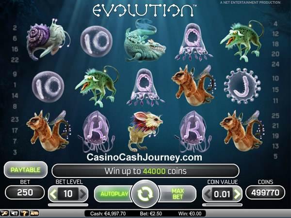 NE Evolution играть онлайн