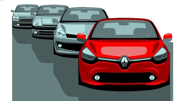 Renault Clio 4 поколения