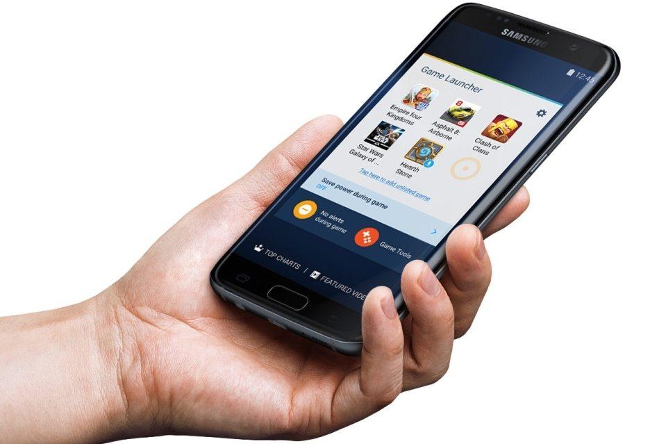 Samsung Galaxy S8 с экраном 4K