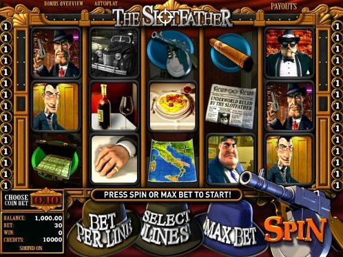 Slotfather играть в интернете