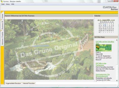 Более подробная информация о программе DATAflor