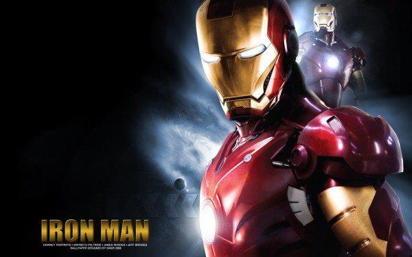 Онлайн азартная игра Iron Man. Фото