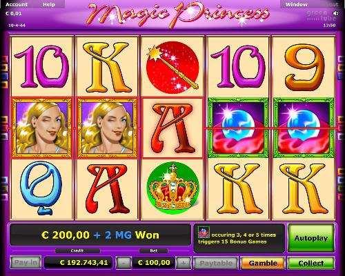 magicprincess играть онлайн