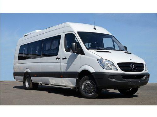 микроавтобусы с кондиционером 1