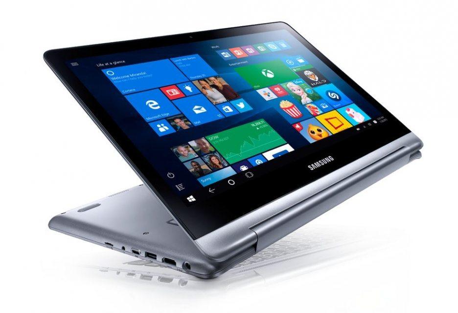 Samsung Ноутбук 7 Спин