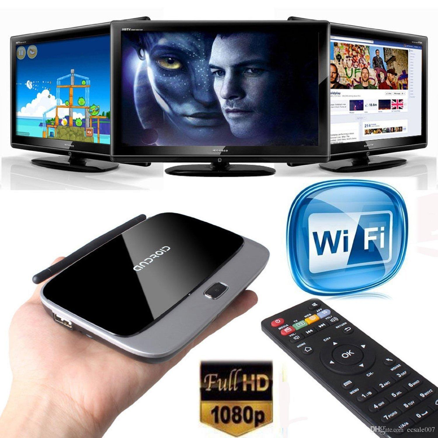 pc android tv box