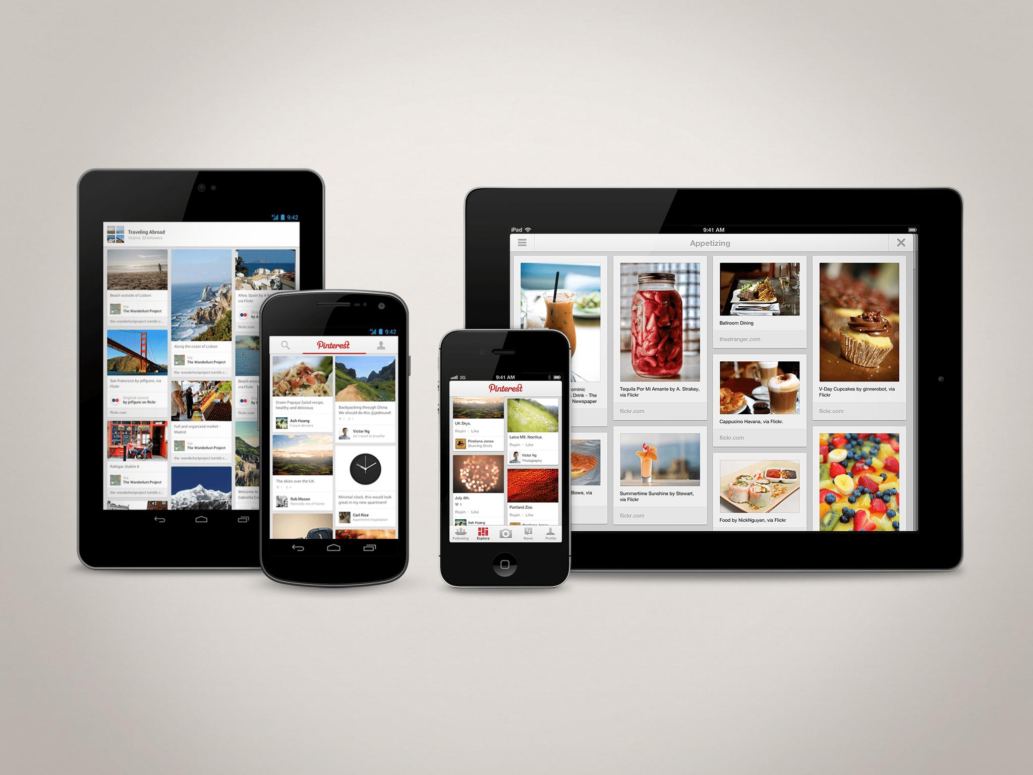 дизайн мобильного приложения фото
