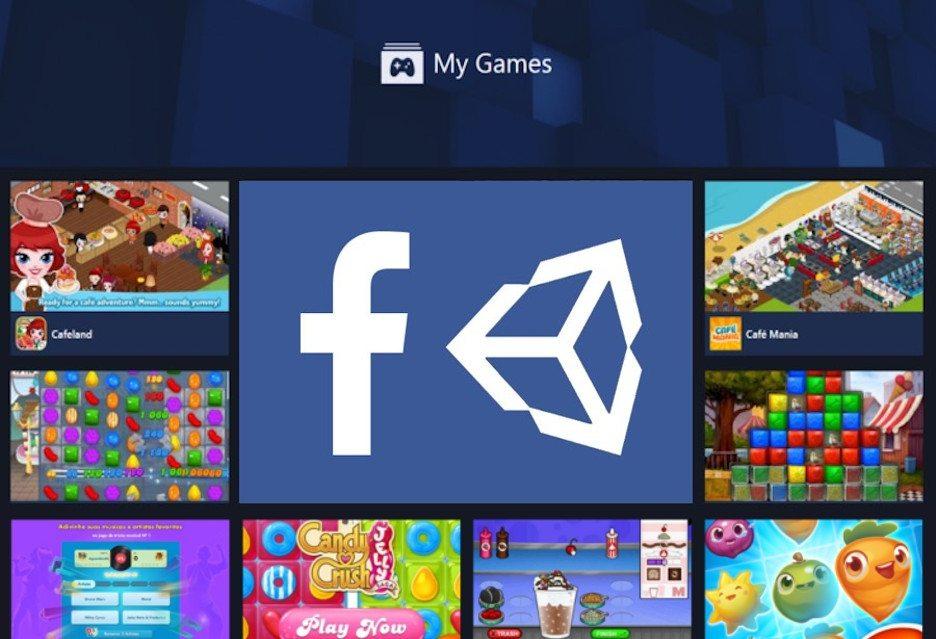 игровая платформа facebook 1