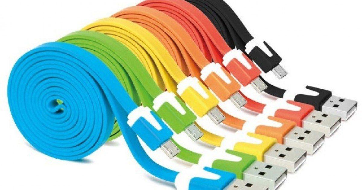 кабель microUSB 1