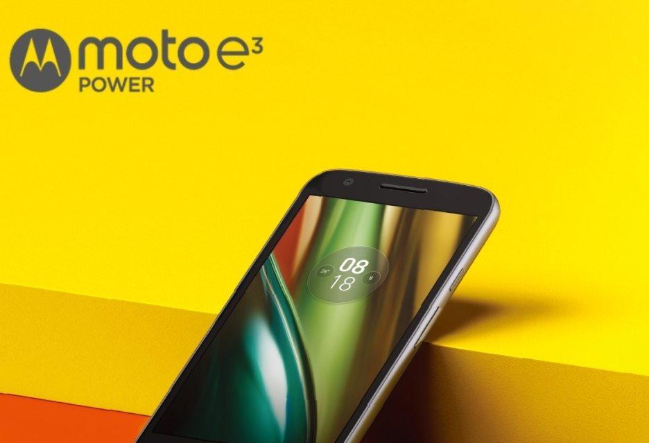Lenovo Moto E3 Power 1