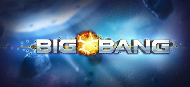 Бесплатный игровой автомат Big Bang. Фото