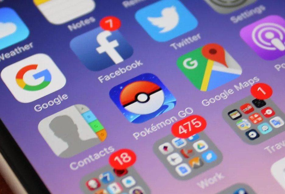 Покемон ГО на смартфонах 1,5 миллионаУкраинцев
