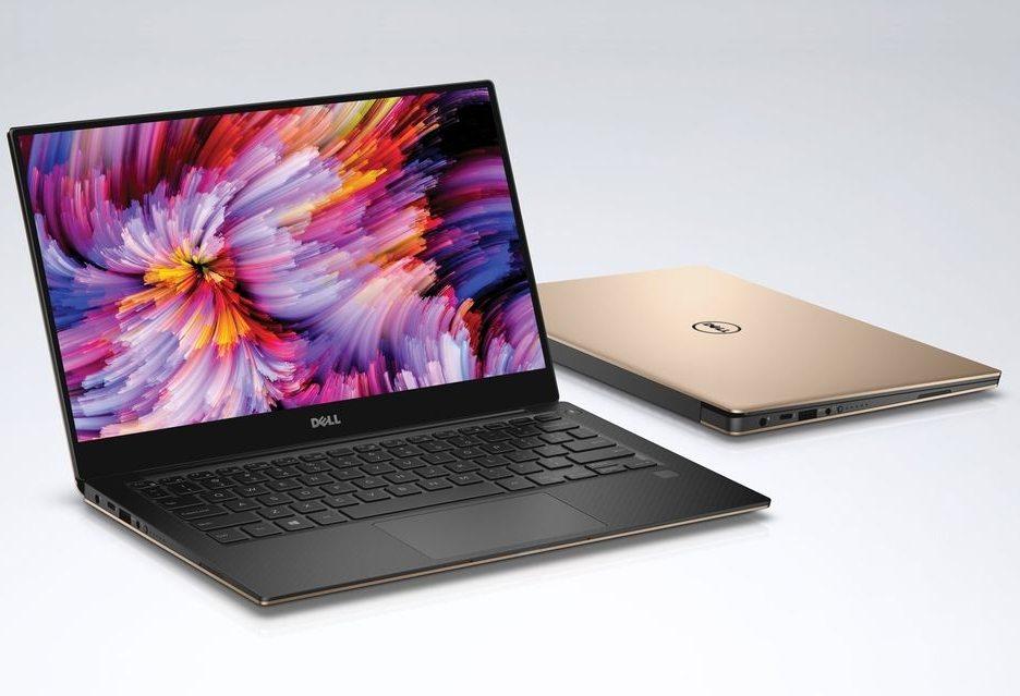 Dell представляет новую версию XPS 13 с процессором Intel Kaby Lake