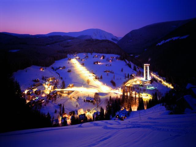 Отдых в Чехии зимой