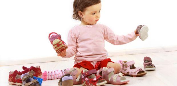 как правильно выбрать обувь для ребенка. Фото
