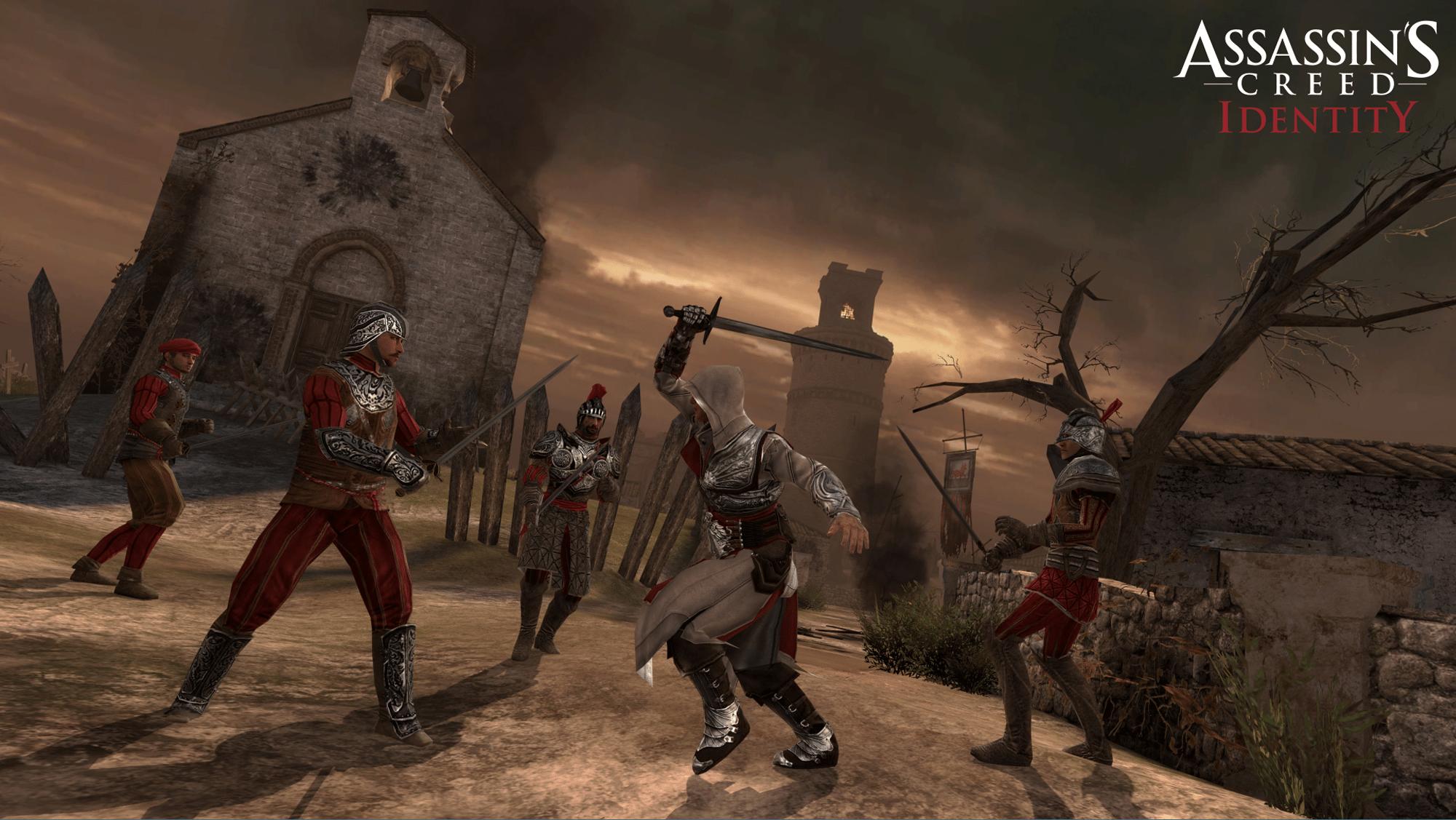 Обзор игры Assassin's Creed: Identity [Android]