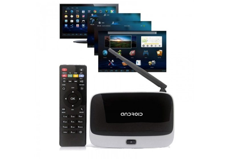 Smart TV приставка фото