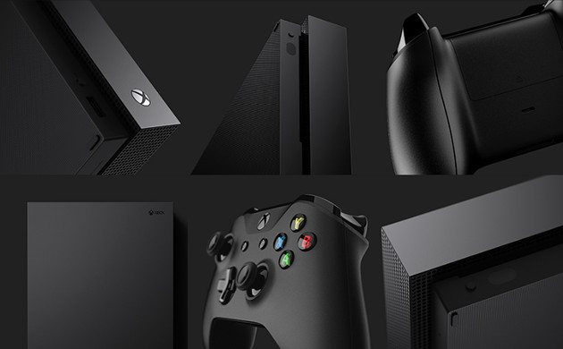 E3 2017: Xbox One X - самая мощная игровая приставка