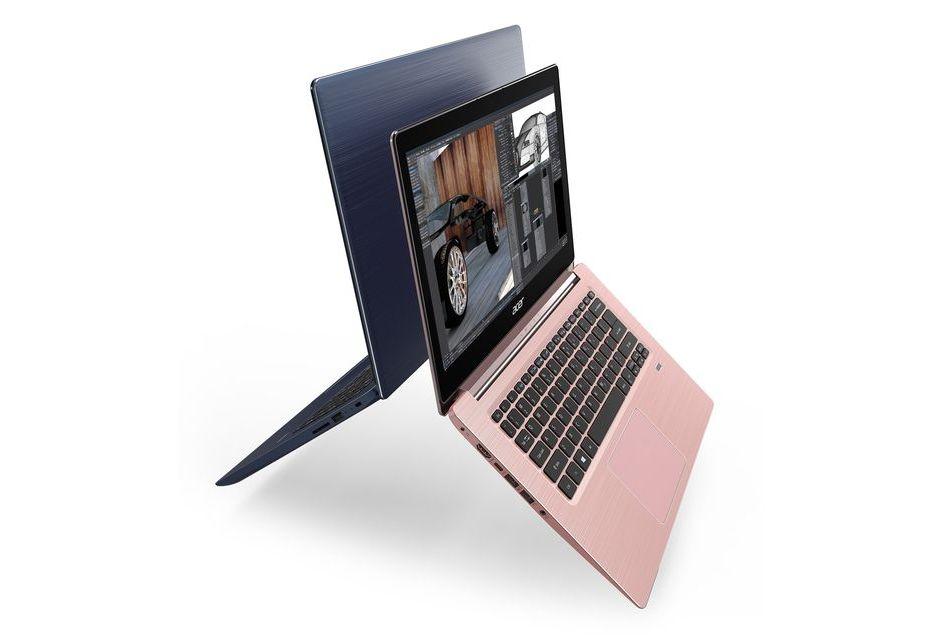 Acer Swift 3 SF315 в обновленной версии с процессором Core i5-8250U