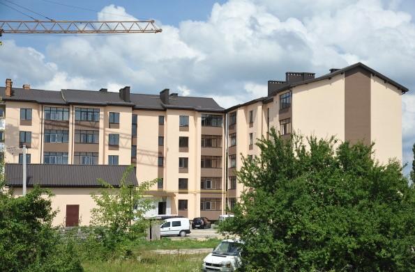 Недвижимость в Луцке. Фото