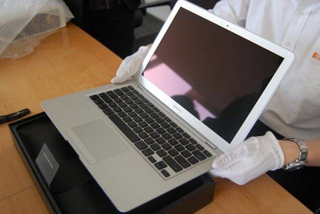 ремонт подержаного макбука