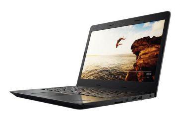 Lenovo ThinkPad E470 (20H1004XPB) Фото