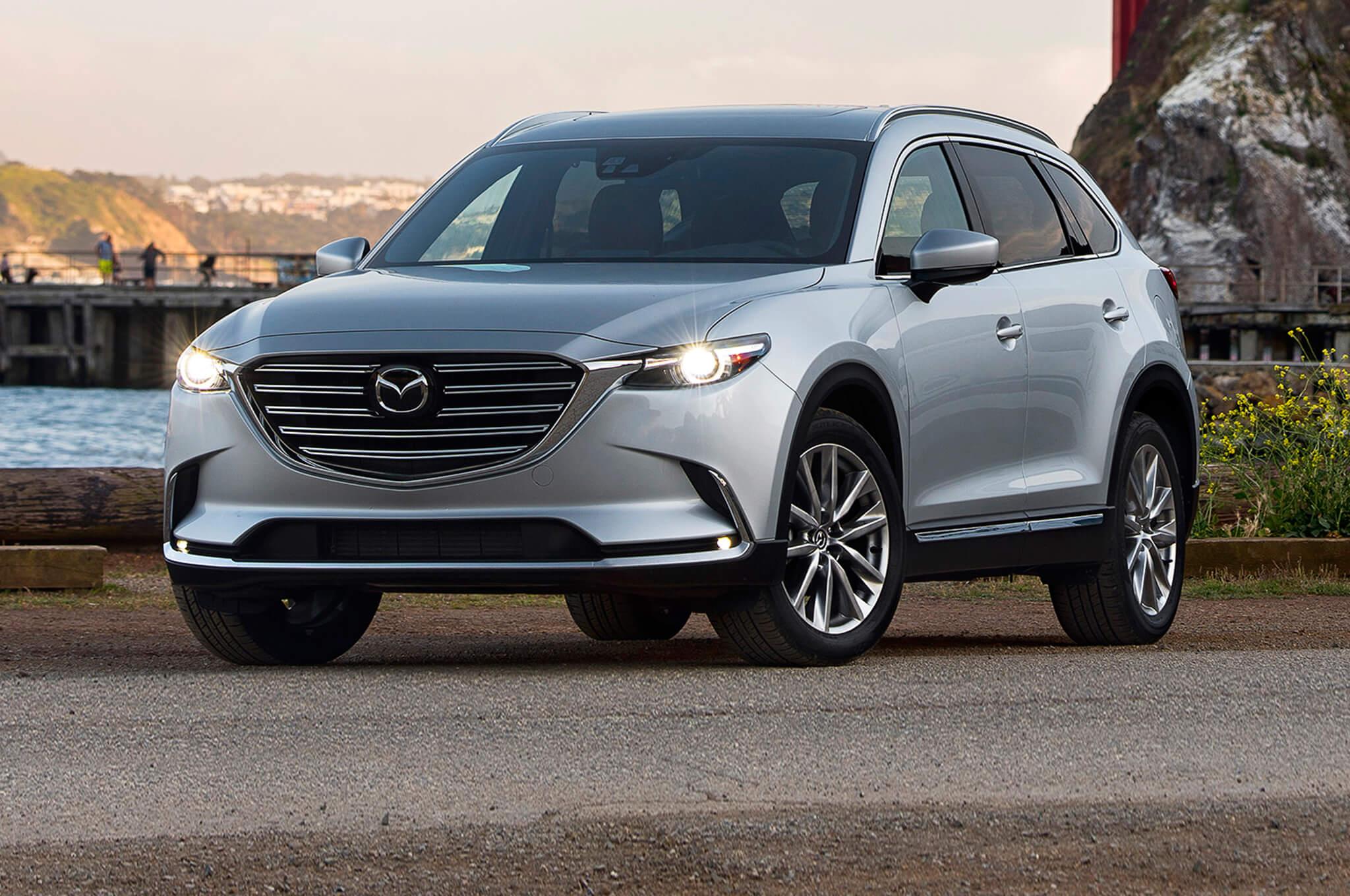 Mazda СX-9 отзывы
