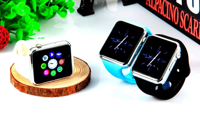 дешевые Смарт часы A1 TURBO. Отзыв