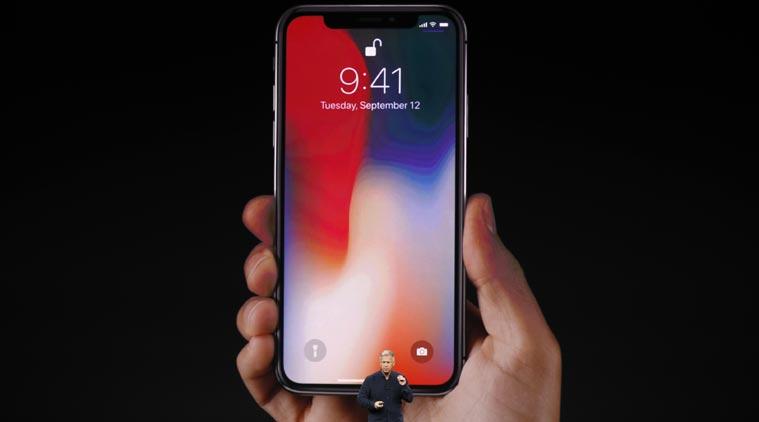 Apple iPhone X фото