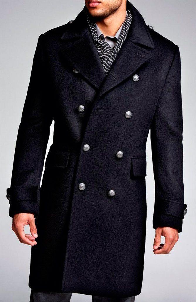 Як вибрати чоловіче зимове пальто