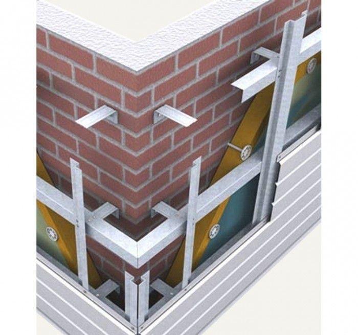 Вентилируемые фасады из сайдинга