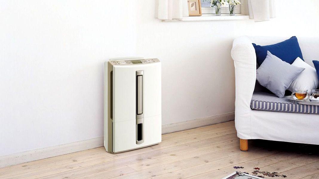Осушить воздух в помещении
