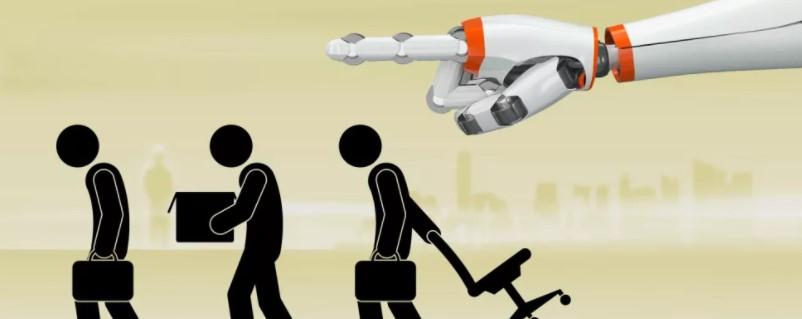 Роботы заменят человека