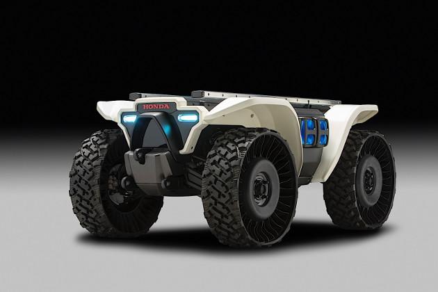 Honda 3E-D18