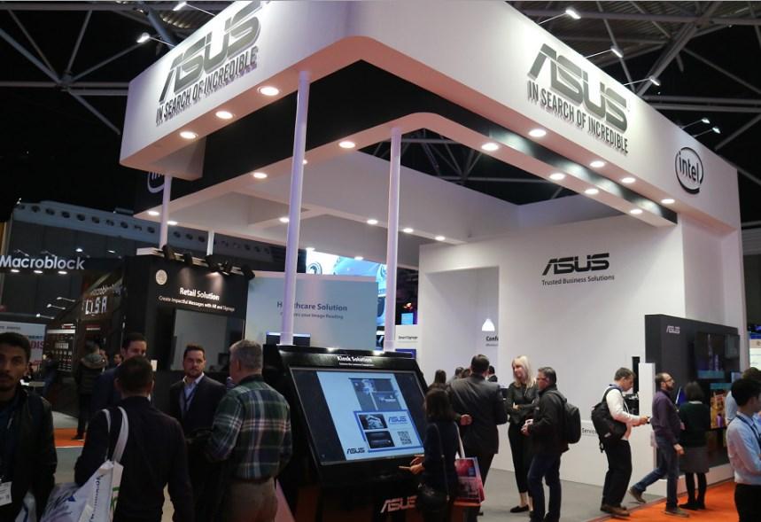 Новинки от ASUS на ISE 2018 - мониторы для профессионалов и другое оборудование