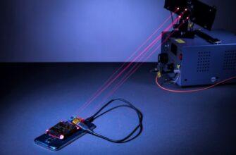 беспроводная зарядка на основе лазера