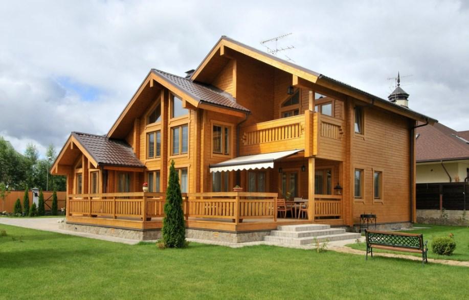 дом из бруса от компании LESCO отзывы