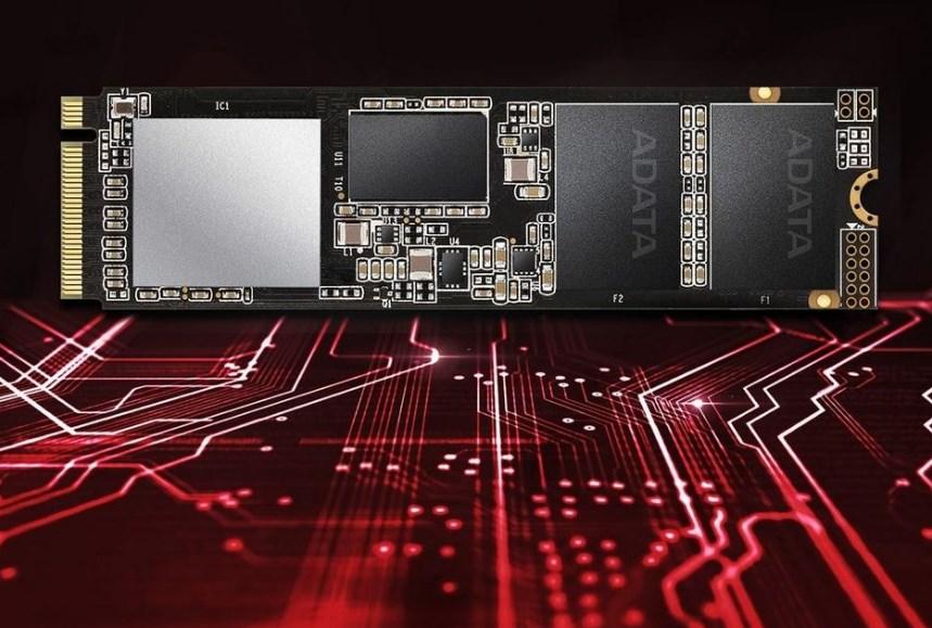 SSD диск ADATA XPG SX8200 - преемник модели XPG SX8000, но уже с памятью 3D TLC NAND. Обзор и отзывы