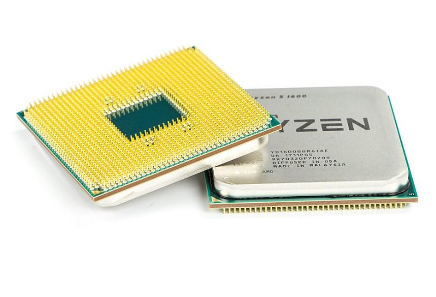 AMD Ryzen 5 2600X фото