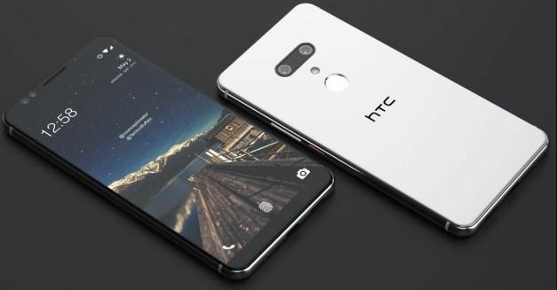 HTC U12+ будет единственным топ-смартфоном HTC в этом году