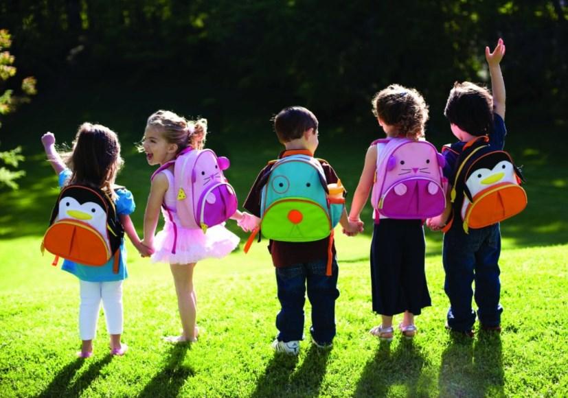 Пять вещей, которые должен иметь дошкольник в своем портфеле