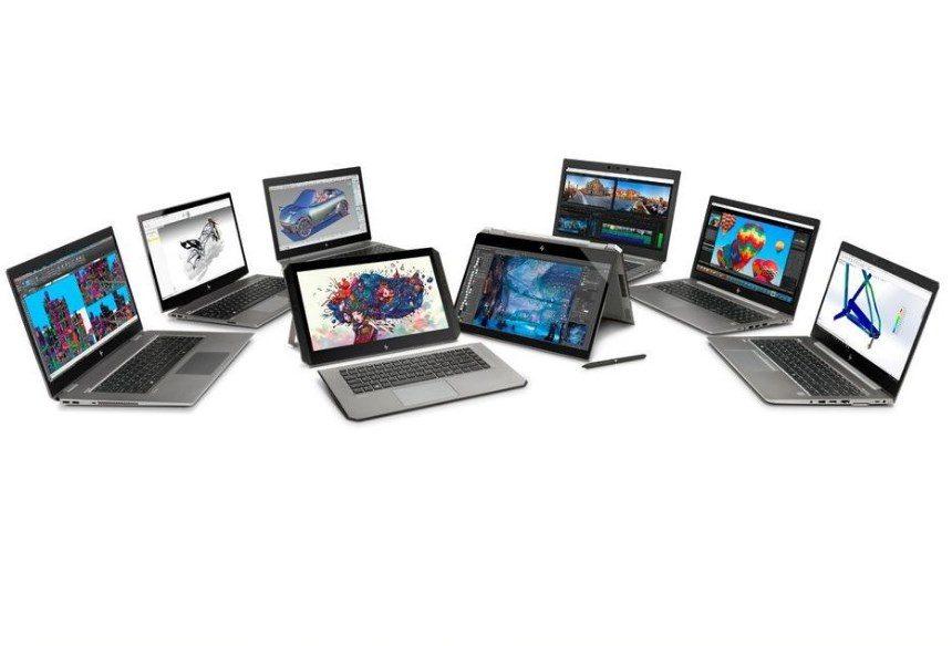 HP представила мобильные рабочие станции ZBook с процессором Coffee Lake-H