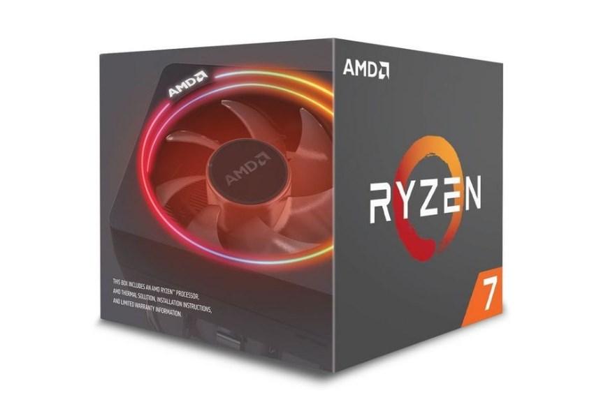Amazon начал продажу новых процессоров AMD Ryzen
