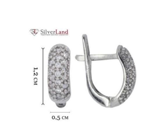 Серебряные ювелирные изделия SliverLand