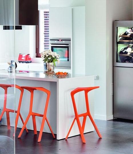 Выбираем идеальные барные стулья, на кухню!