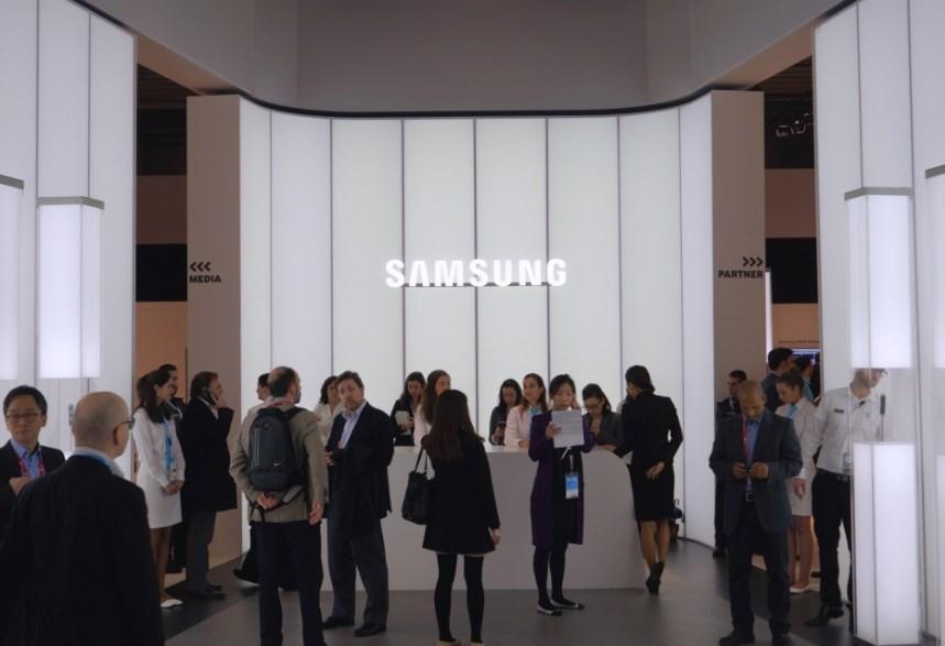 Samsung представит складной смартфон на MWC 2019?