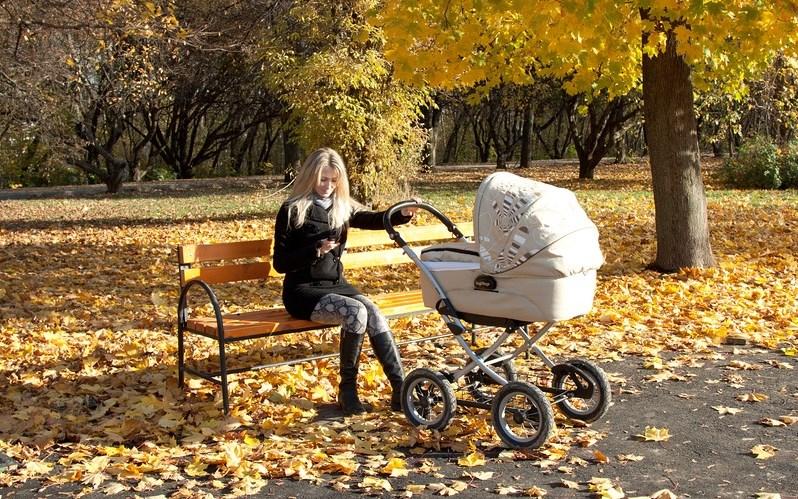 3 вещи, которые нужно взять с собой выходя с младенцем на осеннюю прогулку